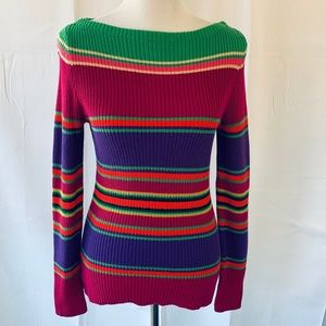 Ralph Lauren Multicolored sweater Med